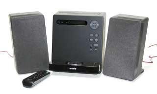 Sony CMT LX20i Hi Fi Micro Shelf System   Not Working