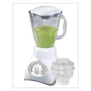OSTER 12 SPEED BLENDER WITH FOOD PROCESSOR  Kitchen