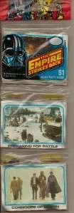 1980 STAR WARS EMPIRE STRIKES BACK UNOPENED RACK PACK