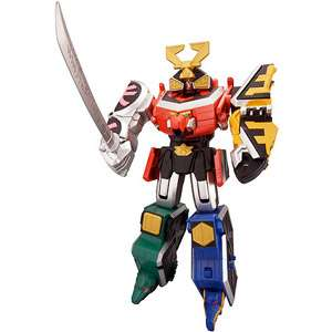Power Rangers Samurai Megazord Action Figures