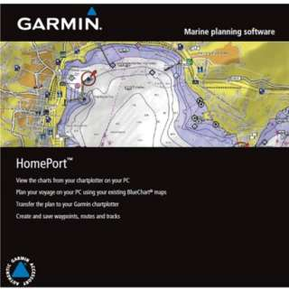 Garmin HomePort Marine Planning Software MicroSD Card   010 11423 00