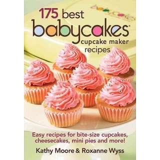 Mini pink cupcake maker 7 x muffin maker recipe book for Best mini pie maker