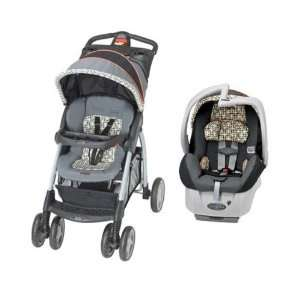 Evenflo Aura Travel System Baby