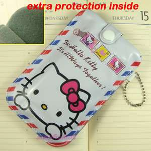 Iphone Cell Phone  Mp4 Bag Pouch Case Hello Kitty HW