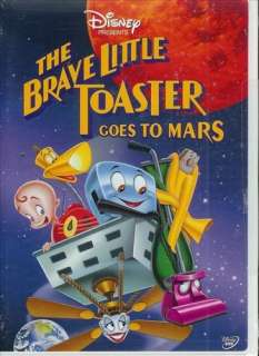 Disneys The Brave Little Toaster Complete DVD Set