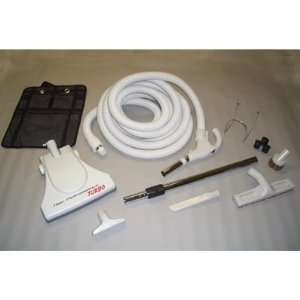 Deluxe Air Driven Central Vacuum Kit