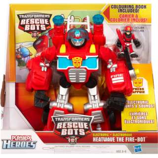 Set, Electronic Action Figure, Rescue Bots Toys, Kids Action Figures