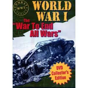 World War I the War to End All Combat Series Movies & TV