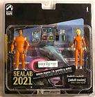 LOT OF 2 SEALAB 2021 DVD SETS SEASON 1 AND 2 CARTOON NETWORK ADULT