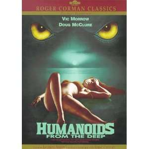 Humanoids From Deep Doug McClure, Ann Turkel, Vic Morrow