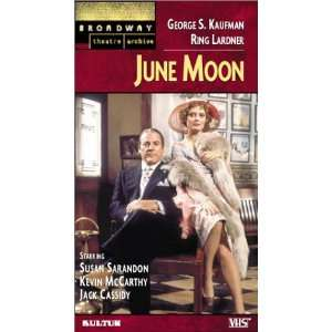 June Moon (Broadway Theatre Archive) [VHS] Jack Cassidy