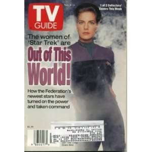 Star Trek Voyager, Leah Remini/Fired Up: TV Guide:  Books