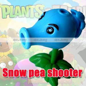 Zombies(PVZ) games Snow Pea shooter Toy Kids toy hot iphone game toy