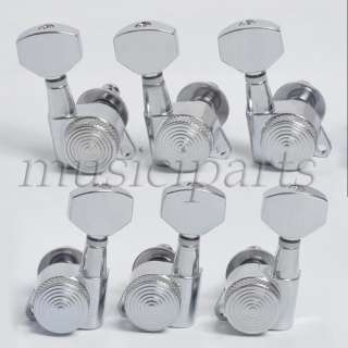 Lock Tuning Machine Heads Guitar Tuning Pegs Tuner Machine Heads w