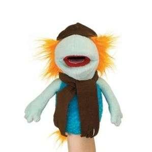 Fraggle Rock Boober Jim Henson Muppets Hand Puppet 011964443710