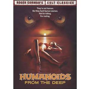 Humanoids From The Deep (Widescreen) Movies