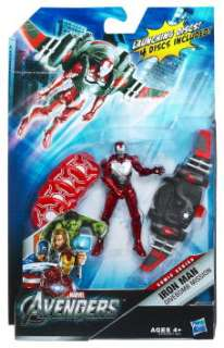 Avengers Mission Figure Iron Man Divebomb Mission