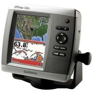 Garmin GPSMAP 530s Dual Beam Combo   Internal Antenna: GPS