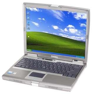 Dell Latitude D610 DVD P4 M WiFi XP 3 WI FI Laptop 851846002051