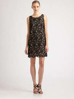 ERIN by Erin Fetherston   Embroidered Lace Dress