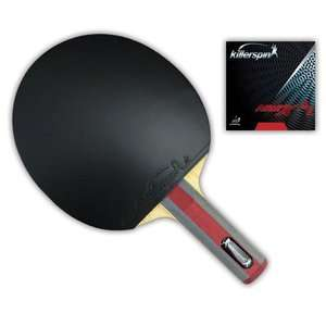 RTG Diamond C Professional Flared Table Tennis Racket Game Room