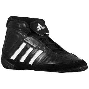 adidas Response GT Wide Mens Wrestling Shoes Black/White