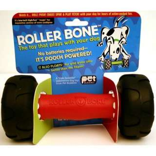 Pet Buddies Roller Bone Dog Toy Dogs