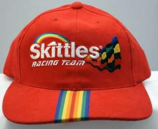 #36 Ernie Irvan NASCAR Officially Licensed Hat Cap Red Velcro Back