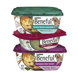 Beneful Prepared Meals Meat Lovers Variety Pack Dog Food