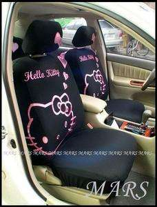 Hello Kitty Universal Car Seat Covers 10pcs/set