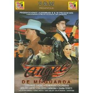 Angel De Mi Guarda Fernando Saenz Movies & TV