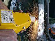 AUTO BODY REPAIR STUD GUN WELDER w DENT 2 LB HAMMER PULLER