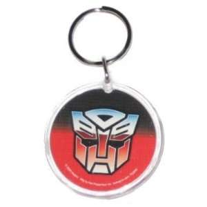 Revenge of The Fallen Autobots Logo Keychain TK3002: Toys & Games