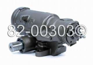 Chevrolet GMC Truck 80 87 4X4 Power Steering Gear Box