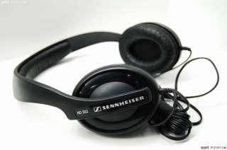 HD 202 HD202 Supra Aural DJ On Ear Stereo Headphones for iPod