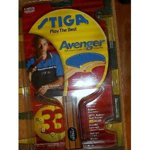 STIGA AVENGER Table Tennis racket Rated 33 Sports